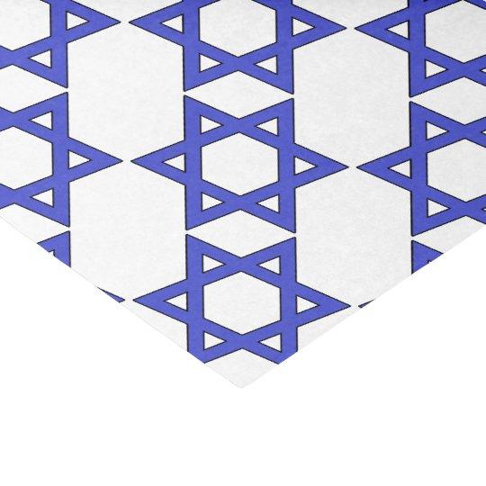 Chanukah Hanukkah חֲנֻכָּה Tissue Paper