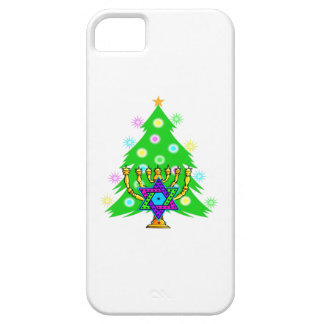 Chanukkah and Christmas iPhone 5 Cases
