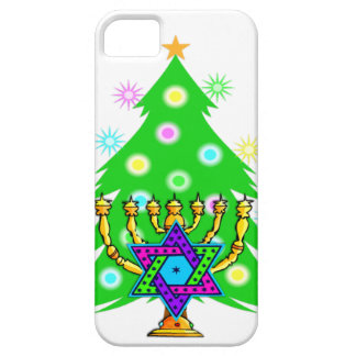 Chanukkah and Christmas iPhone 5 Covers