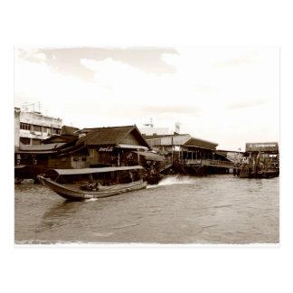 Chao Phraya River Post Cards