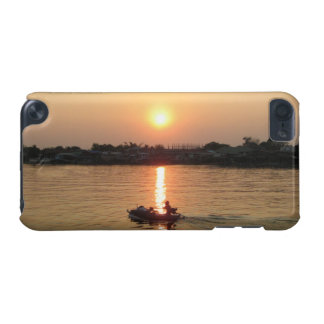 Chao Phraya River Sunset ... Ayutthaya, Thailand iPod Touch (5th Generation) Cases