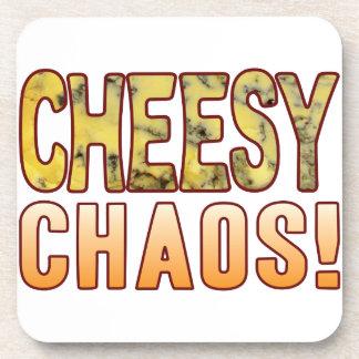 Chaos Blue Cheese Coaster