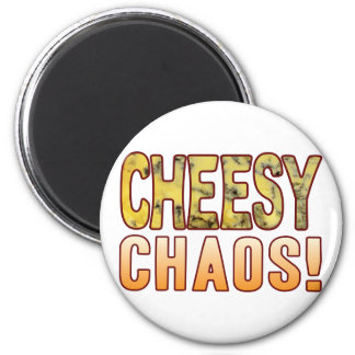 Chaos Blue Cheese Magnet