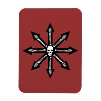Chaos Bones Magnet