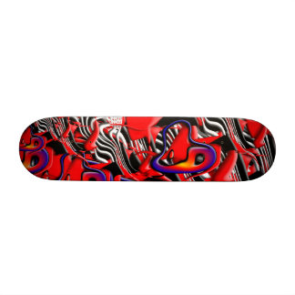 Chaos Creed Skateboard Deck