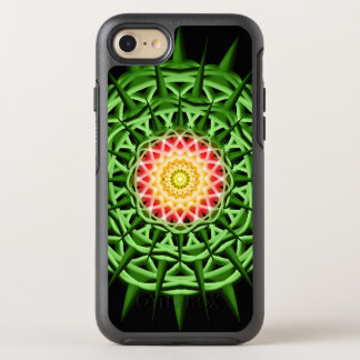 Chaos Orb Mandala OtterBox Symmetry iPhone 7 Case