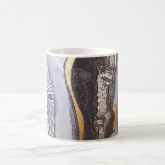 chaos series detail coffee mug