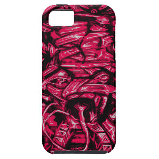 Chaos Sketch iPhone 5 Cases