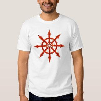 Chaos Symbol Light Shirts