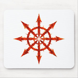Chaos Symbol Mouse Pad