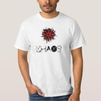 Chaos symbol shirts
