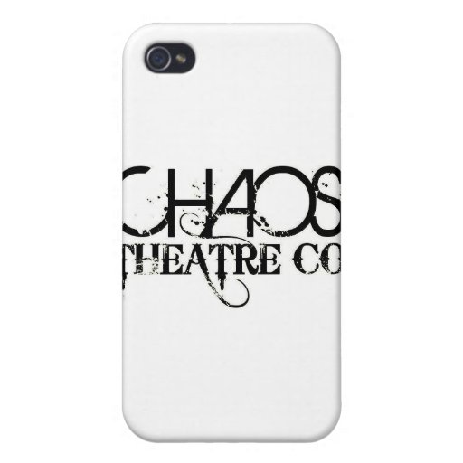 Chaos Theatre Company Products iPhone 4/4S Case
