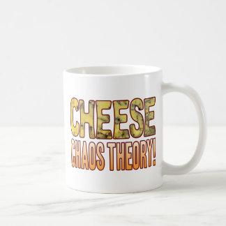 Chaos Theory Blue Cheese Basic White Mug