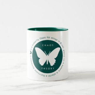 Chaos Theory (Green) Mug