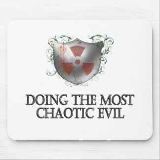Chaotic Evil Mouse Pad