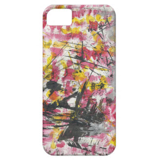 Chaotic War - Abstract Iphone Case Case For The iPhone 5