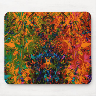 Chaotic World... Mouse Mat