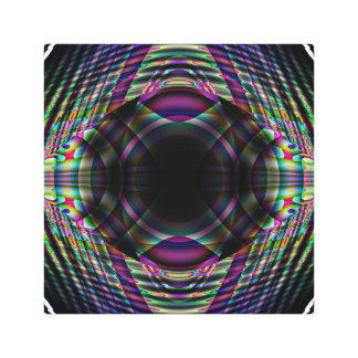 Chaotik3D Psychedelic Canvas Print 00003