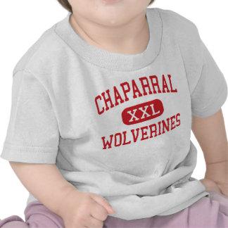 Chaparral - Wolverines - High - Parker Colorado T Shirts