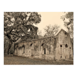 Chapel of Ease Postcard