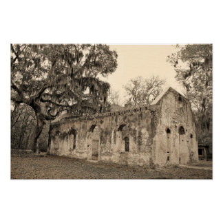 Chapel of Ease Poster