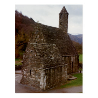 Chapel of St. Kevin, Glendalough, Ireland Postcard