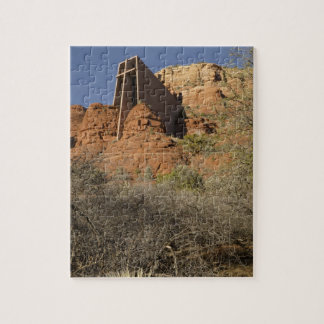 Chapel of the Holy Cross Jigsaw Puzzle