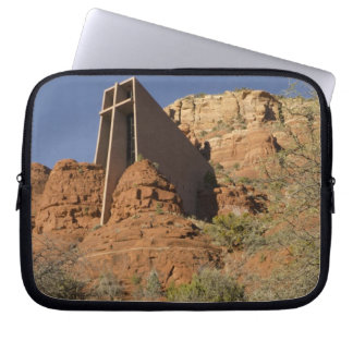 Chapel of the Holy Cross Laptop Sleeve