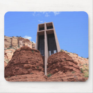Chapel of the Holy Cross Mouse Pad