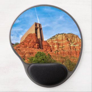 Chapel of the Holy Cross Sedona, AZ Gel Mouse Pad