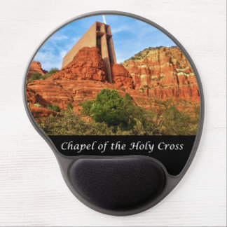 Chapel of the Holy Cross Sedona, AZ Gel Mousepad