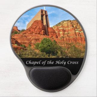Chapel of the Holy Cross Sedona, AZ Gel Mousepad Gel Mouse Mat