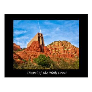 Chapel of the Holy Cross Sedona, AZ Postcard