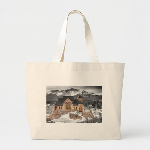 Chapel on the Rock BWSC Canvas Bags