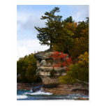 Chapel Rock In Autumn Postcards