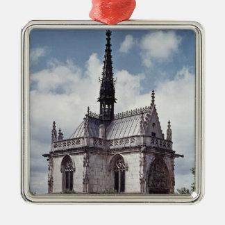 Chapelle Saint-Hubert of the Chateau Amboise Christmas Ornament