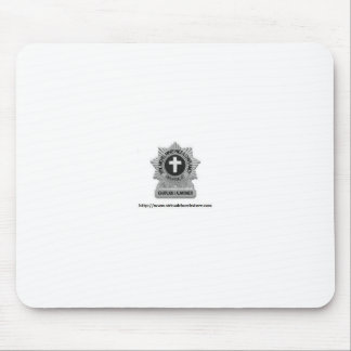 Chaplaincy Badge Logo Mousepads