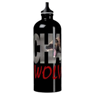 ChapLAX Block Letter Wolverine SIGG 1 Liter Bottle