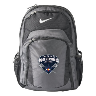ChapLAX Sticks Shield Nike Performance Backpack