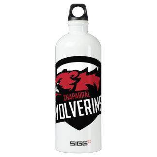 ChapLAX Wolverine Shield SIGG 1 Liter Bottle