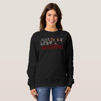 CHAPLAX WOLVERINES Women's Basic Sweatshirt