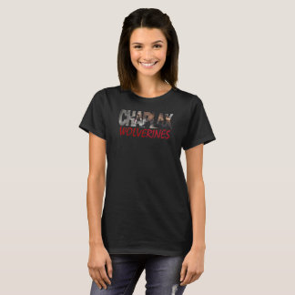CHAPLAX WOLVERINES Women's Basic T-Shirt