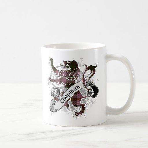 Chapman Tartan Lion Mug