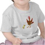Chappy & Chippy chicken Tee Shirts