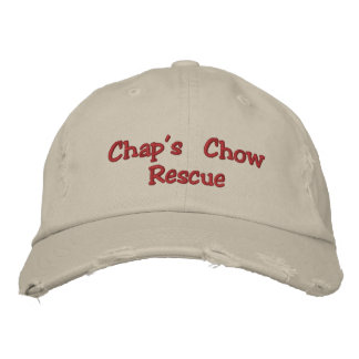 Chap's Cap Embroidered Hats