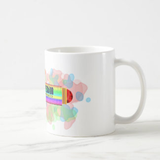 Chapstick Lesbian Basic White Mug