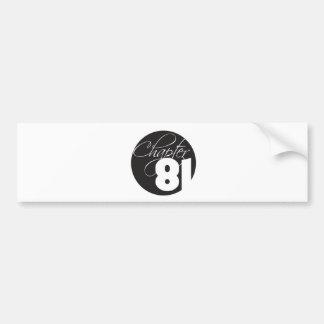 Chapter81 Logo Bumper Sticker