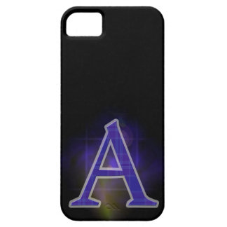 Character A iPhone 5 Cases