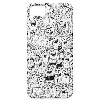 Character Art 3 iPhone 5 Case