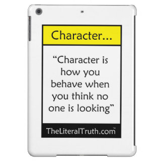 Character iPad Air Cover